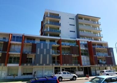 Stowe Apartments