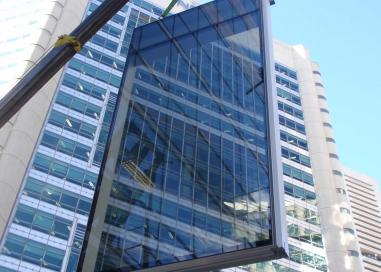 Unitised Curtainwall Panel