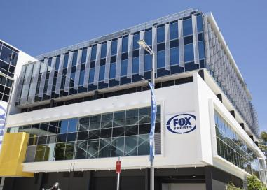 Fox Building - Gore Hill